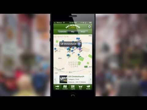 Leo Burdock App Features
