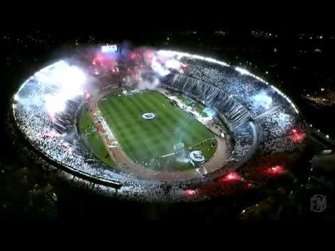 Recibimiento Final! River Plate - Copa Libertadores 2015 видео
