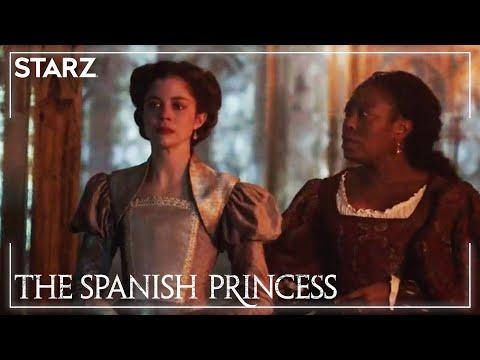 'Secrets' Ep. 5 Clip | The Spanish Princess Part 2 | STARZ
