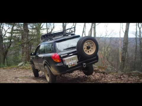 How a Offroad Subaru Should Be Built | Snyder Films (видео)