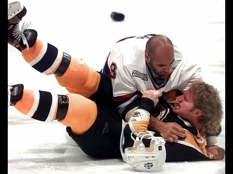 legal implications of the mcsorley incident during a game of hockey