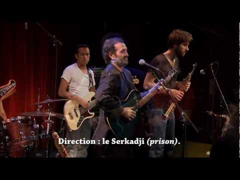 "Cheikh Sidi Bemol :""El Bandi"" Live"