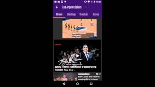 Bleacher Report: Team Stream YouTube video