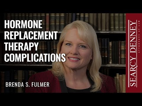 Hormone Replacement Therapy Complications