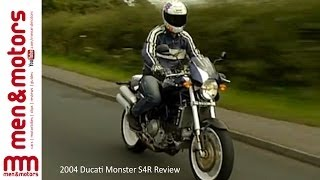 9. 2004 Ducati Monster S4R Review