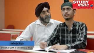 Student Speak – Meherjot Singh