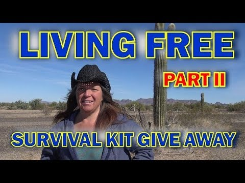 The BEST Free RV and Van Camping Tips Pt. II + Survival Kit Give-Away