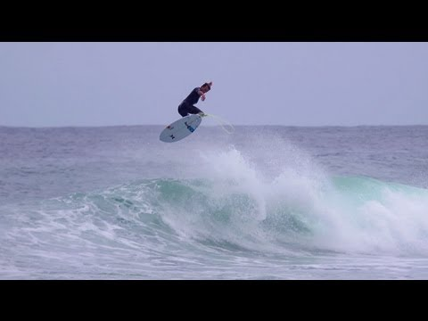 One and Only - Julian took some time between contests to slip away to West Oz. See more from Julian at http://www.hurley.com/JulianWilson.