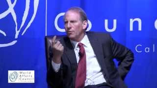 Richard Haass: Refocusing US Foreign Policy On The Home Front In Brief