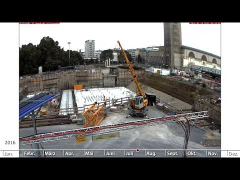Stuttgart 21: Bauabschnitt 16 - Neue...