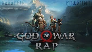 GOD OF WAR RAP - Hijo de la Ira | Keyblade