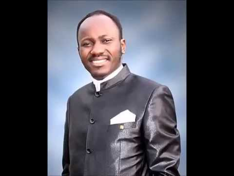 #Apostle Johnson Suleman(Prof) #If There Is A Man To Pray (Prayer Points) #Volume 1of9