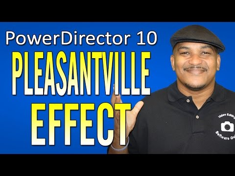 cyberlink - This tutorial on how to make the pleasantville effect or a color splash with CyberLink PowerDirector 10 Ultra will show you how to add color to one object in...