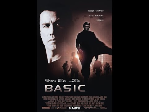 Basic Movie: Bluray Review