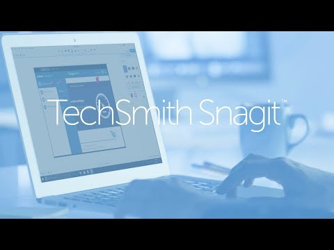 Welcome to Snagit
