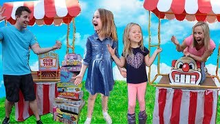Video New Silly Worker at the Super Cool Carnival MP3, 3GP, MP4, WEBM, AVI, FLV Juni 2018