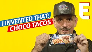 Meet the Man Who Invented The Choco Taco — First Person by Eater