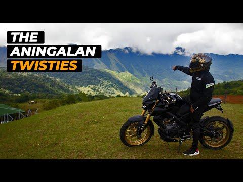Aningalan Twisties San Remigio Antique | 300 km Solo Ride Part 3