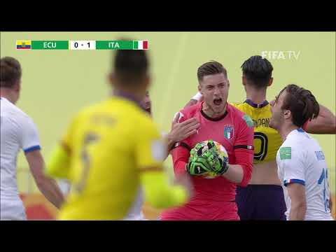 MATCH HIGHLIGHTS - Ecuador V Italy - FIFA U-20 World Cup Poland 2019