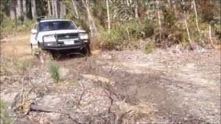 Walhalla Australia  city images : 4x4 Adventure Walhalla Australia Part 1