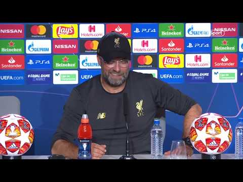 Jurgen Klopp's full press conference after Champions League final in Madrid