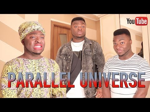 AFRICAN HOME: PARALLEL UNIVERSE