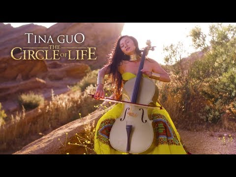"Elton John  ""Circle of Life"" Cover by Tina Guo"