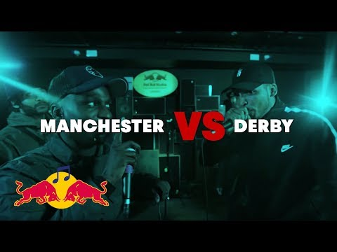 MANCHESTER VS DERBY | GRIME-A-SIDE: SEMI FINALS @redbull @RBStudiosLDN