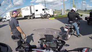 8. 2018 BMW R1200GS Adventure quick ride and review
