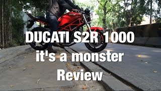 5. Ducati S2R 1000 Monster - Review