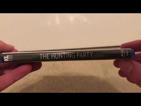 The Hunting Party (1971) Blu-ray