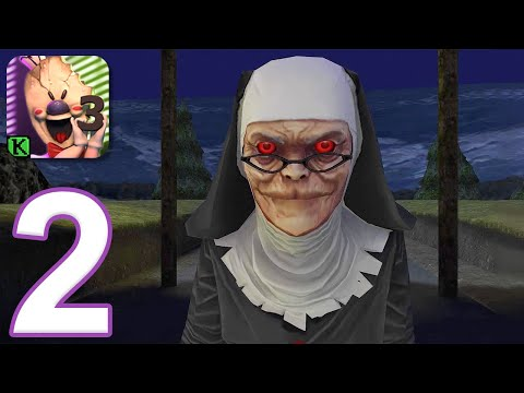 Ice Scream 3: Horror Neighborhood - Gameplay Walkthrough Part 2 - All Cutscenes (iOS, Android)