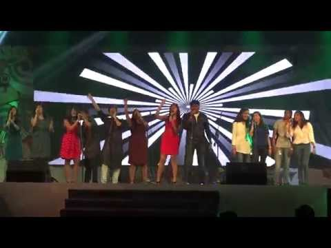 Performance: IBM Express 2015- Medley (видео)
