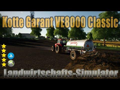 Kotte Garant VE8000 Classic v1.0.0.0
