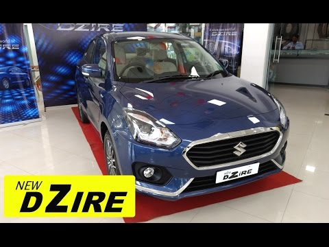 Video Maruti Suzuki New DZIRE | Price & First Look | Interior and Exterior download in MP3, 3GP, MP4, WEBM, AVI, FLV January 2017