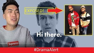 RiceGum can't Upload Anymore! #DramaAlert FouseyTube & Adam Saleh Breakup! PhillyD - BetterHelp!