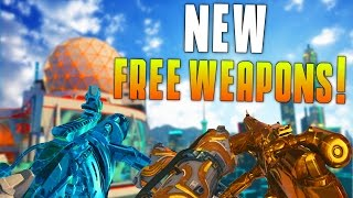 This video is of me and my brother playing the new IW update. The update added 2 new free weapons called the Auger and...