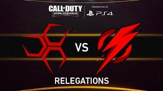 PULSE Gaming vs EXERTUS eSports - CWL - Relegation
