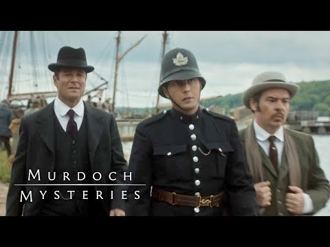 "Murdoch Episode 10, ""pirates Of The Great Lakes"", Preview 