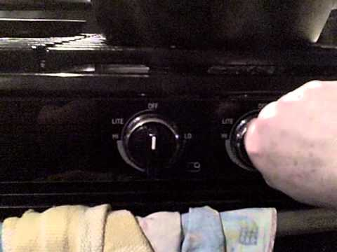 BOSCH gas range is a true piece of crap