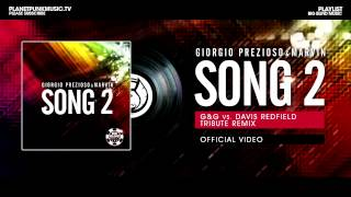 Giorgio Prezioso & Marvin videoklipp Song 2