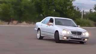Mercedes E 270 Cdi Drift
