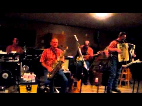 RED RAVENS POLKA BAND - SEATON, TEXAS  OCT. 25, 2014
