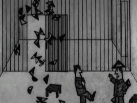 Klatki, by Miroslav Kijowicz (1966) (видео)