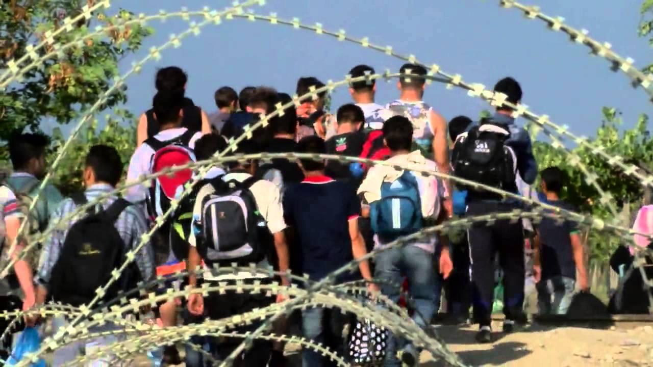 Ειδομένη: Οι Γιατροί Χωρίς Σύνορα δημιούργησαν χώρο διέλευσης προσφύγων