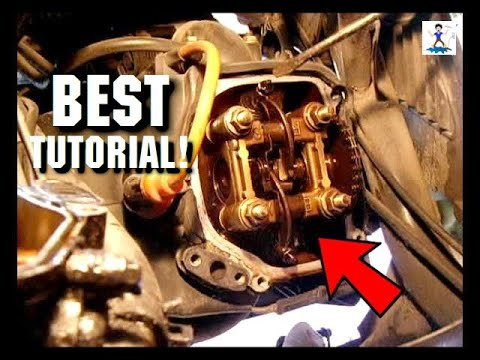 Highly Detailed GY6 Valve Adjustment Procedure(Step By Step)