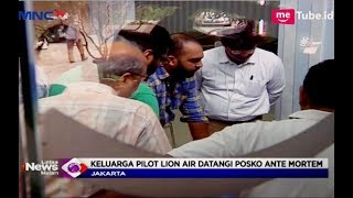 Video Terbang dari India, Keluarga Pilot Lion Air JT-610 Tiba RS Polri - LIM 31/10 MP3, 3GP, MP4, WEBM, AVI, FLV November 2018