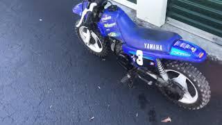 8. $230 Yamaha pw50