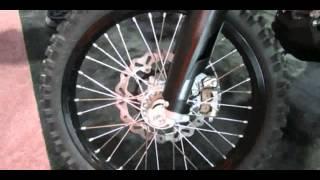 4. 2013 KTM 690 Enduro R