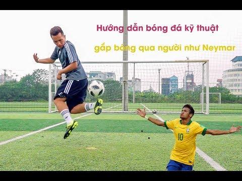 Đỗ Kim Phúc Hướng Dẫn Bóng Đá Kỹ Thuật Gắp Bóng Qua Người Như Neymar - Thời lượng: 4:55.